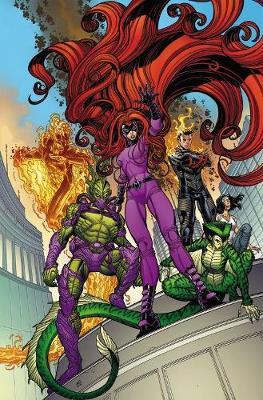 Uncanny Inhumans Vol. 1 (Hardback)