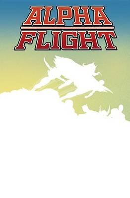 Alpha Flight By John Byrne Omnibus (Hardback)