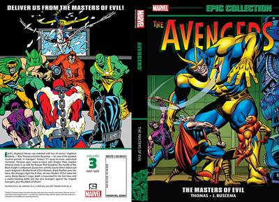 Avengers Epic Collection: Masters Of Evil (Paperback)