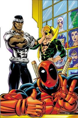 Luke Cage, Iron Fist & The Heroes For Hire Vol. 2 (Paperback)