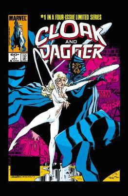 Cloak And Dagger: Shadows And Light (Paperback)