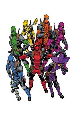Deadpool: World's Greatest Vol. 1 (Hardback)