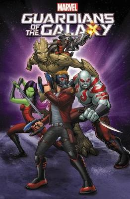 Marvel Universe Guardians Of The Galaxy (Paperback)