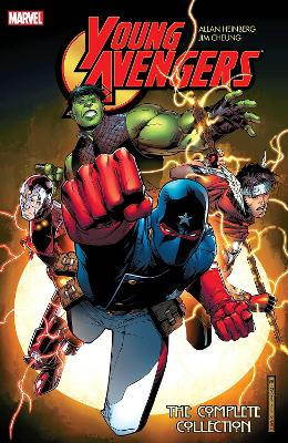 Young Avengers By Allan Heinberg & Jim Cheung: The Complete Collection (Paperback)