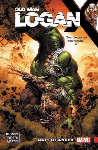 Wolverine: Old Man Logan Vol. 6: Days Of Anger (Paperback)