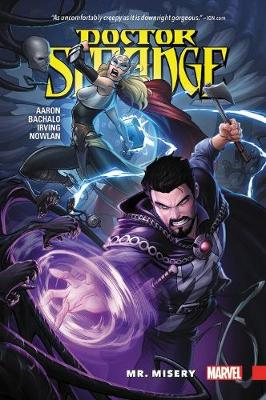 Doctor Strange Vol. 4: Mr. Misery (Hardback)