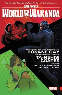 Black Panther: World Of Wakanda (Paperback)