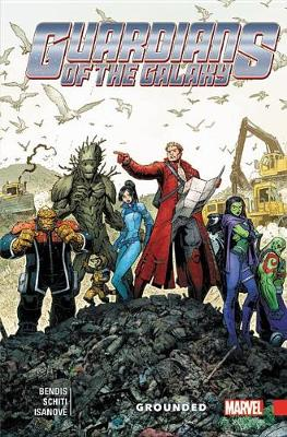 Guardians Of The Galaxy: New Guard Vol. 4: Grounded (Paperback)