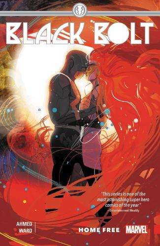 Black Bolt Vol  2: Home Free by Saladin Ahmed, Frazer Irving | Waterstones