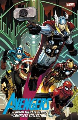 Avengers By Brian Michael Bendis: The Complete Collection Vol. 1 (Paperback)