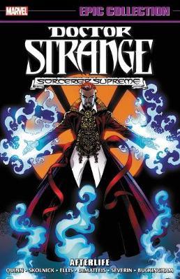 Doctor Strange Epic Collection: Afterlife (Paperback)