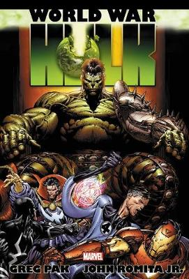 Hulk: World War Hulk Omnibus (Hardback)