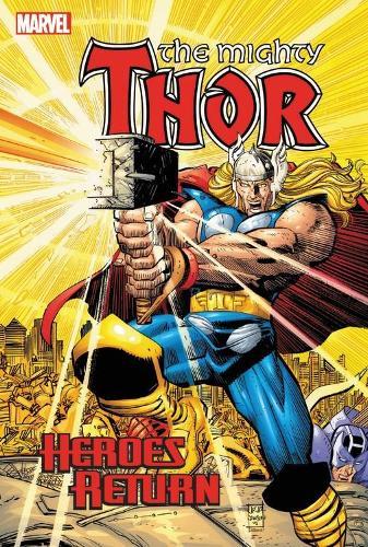 Thor: Heroes Return Omnibus (Hardback)