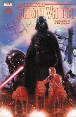Star Wars: Darth Vader By Kieron Gillen & Salvador Larroca Omnibus (Hardback)