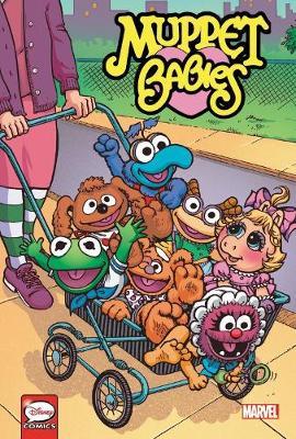 Muppet Babies Omnibus (Hardback)