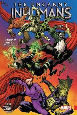 Uncanny Inhumans Vol. 2 (Hardback)