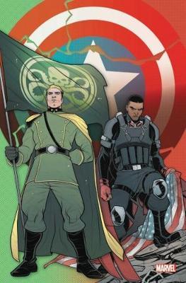 Captain America: Secret Empire (Paperback)