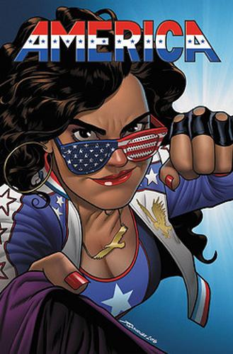 America Vol. 1: The Life And Times Of America Chavez (Paperback)