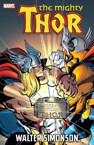Thor By Walt Simonson Vol. 1 (Paperback)