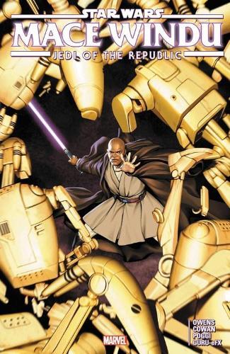 Star Wars: Jedi Of The Republic - Mace Windu (Paperback)