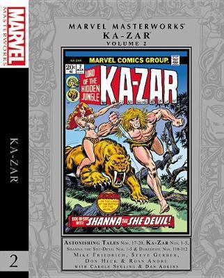 Marvel Masterworks: Ka-zar Vol. 2 (Hardback)