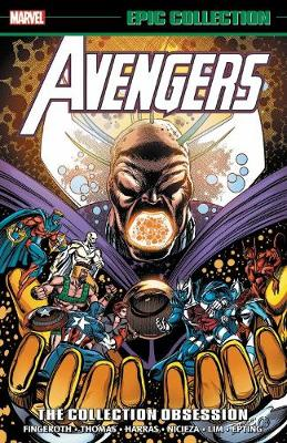 Avengers Epic Collection: The Collection Obsession (Paperback)