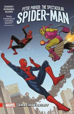 Peter Parker: The Spectacular Spider-man Vol. 3 - Amazing Fantasy (Paperback)