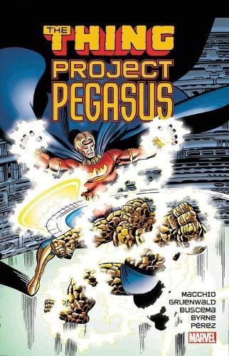 Thing: Project Pegasus (Paperback)
