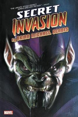 Secret Invasion By Brian Michael Bendis Omnibus (Hardback)