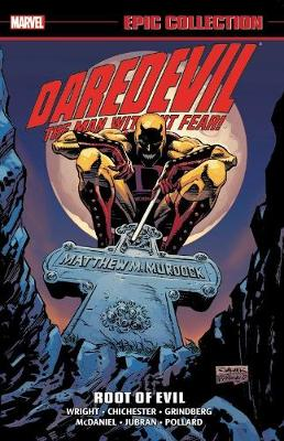 Daredevil Epic Collection: Root Of Evil (Paperback)