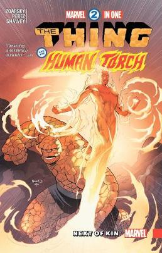 Marvel 2-in-one Vol. 2: Next Of Kin (Paperback)