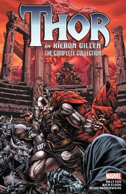 Thor By Kieron Gillen: The Complete Collection (Paperback)