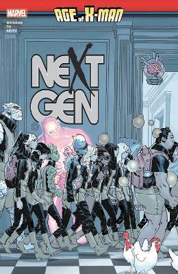 Age Of X-man: Nextgen (Paperback)