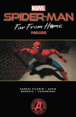 Spider-man: Far From Home Prelude (Paperback)