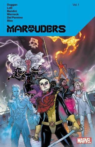 Marauders By Gerry Duggan Vol. 1 (Paperback)
