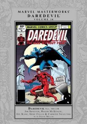 Marvel Masterworks: Daredevil Vol. 14 (Hardback)