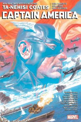 Captain America By Ta-nehisi Coates Vol. 1 (Hardback)