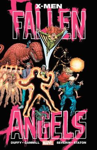 X-men: Fallen Angels (Paperback)