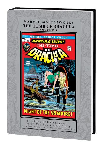 Marvel Masterworks: Tomb Of Dracula Vol. 1 (Hardback)