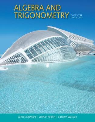 Algebra and Trigonometry (Hardback)