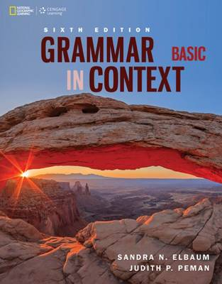 Grammar In Context Basic Presentation Tool 6E (Board book)