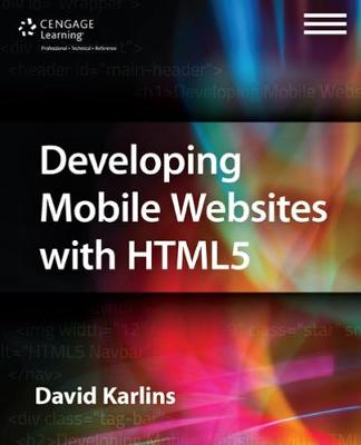 Developing Mobile Websites with HTML 5 (Paperback)