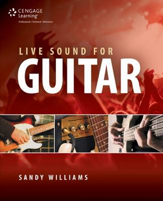 Live Sound for Guitar (Paperback)