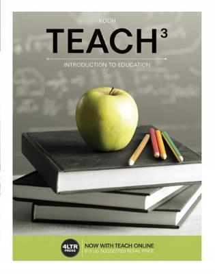 TEACH (with TEACH Online,1 term (6 months) Printed Access Card)