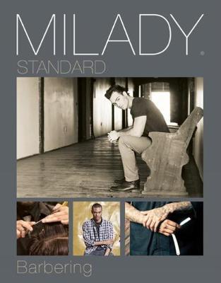 Milady Standard Barbering: DVD Series (Hardback)