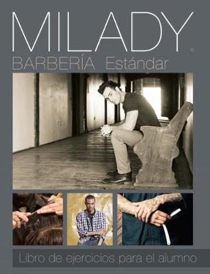 Spanish Translated Workbook for Milady Standard Barbering (Paperback)