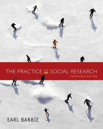The Practice of Social Research (Hardback)