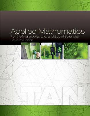 Applied Mathematics for the Managerial, Life, and Social Sciences (Hardback)