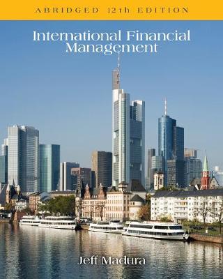 International Financial Management, Abridged (Paperback)