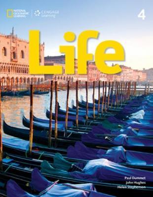 Life 4: Combo Split B with Online Workbook